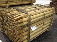 2.4m x 60mm Tree Pole