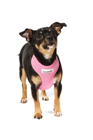 Doodlebone Mesh Harness Medium - Pink x 1