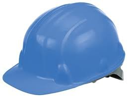 Safety Helmets Blue
