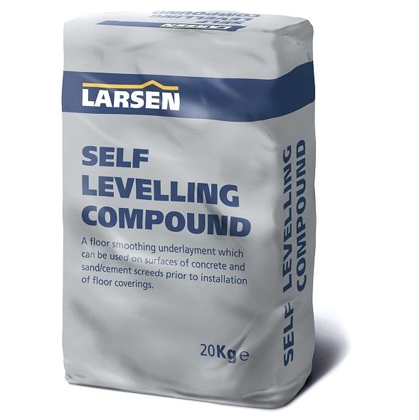 Larsen Self Levelling Flooring Compound 20Kg