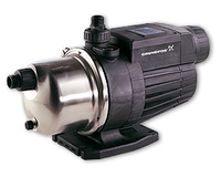Grundfos Booster Pump Mq 3-35  0.55 Kw  Gb