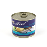 Fish4Dogs Cans Herring 185g x 6