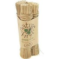 "Nature First Grassy Sticks 7"" x 1"