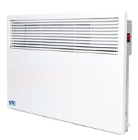ATC PANEL HEATER WALL MOUNTED WITH 24 HOUR TIMER 2 SETTINGS