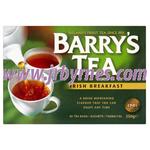 Barrys Green Label Tea 80' 250g x6
