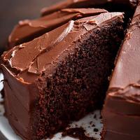 Chocolate Fudge Cake-Ministry of Cake-(960gr)