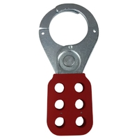 38mm PA Coated Steel Hasp