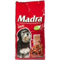 Madra Dog Food 15Kg - Beef & Veg