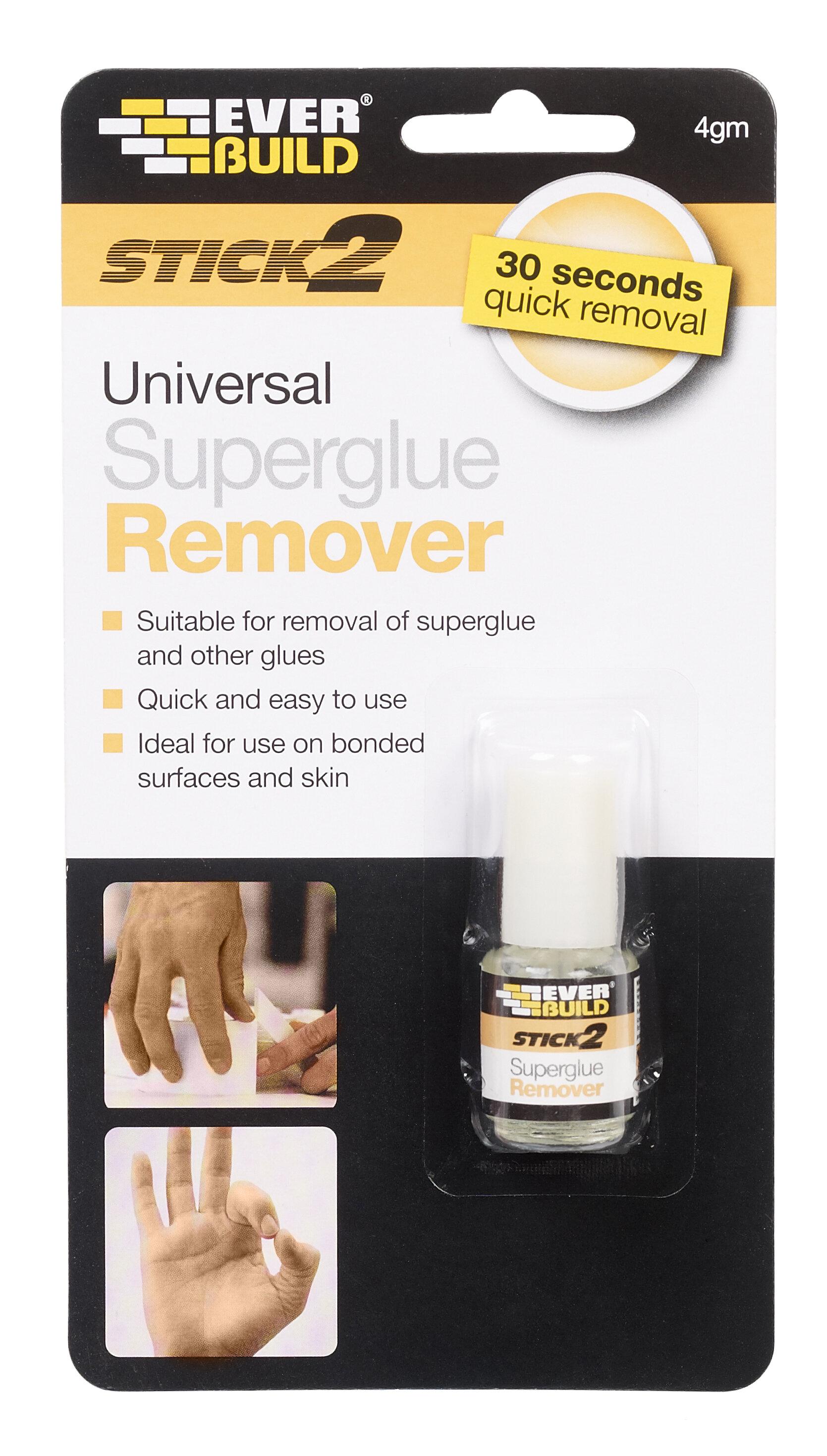 Everbuild Superglue Remover 4gram