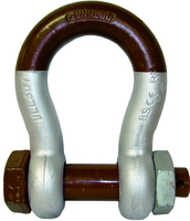 Gunnebo Super Safety Bow Shackle | No 858