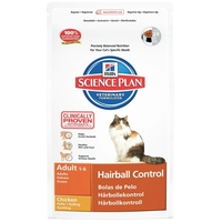 Hill's Cat Adult Hairball Control 1.5kg