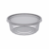 Combo MicroLite Container and Lid 8oz (237ml)
