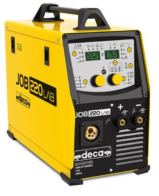 Deca Multi-Process MIG / TIG / MMA Welding Machine