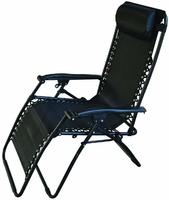 Zero Gravity Recliner Chair Black