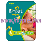 Pampers Baby Dry 6's XL ( box) Jumbo x1