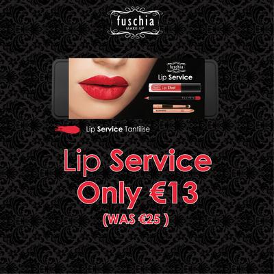 Lip Service Tantalise