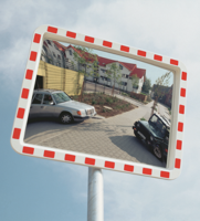 View Minder Traffic Mirror
