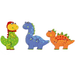Dino Puzzle Set