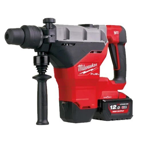 MILWAUKEE M18 FHM-121C M18 FUEL™ ONE-KEY™ 8KG SDS-MAX DRILLING AND BREAKING HAMMER