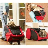 Henry Wag Pet Car Seat Carrier / Trolley x 1