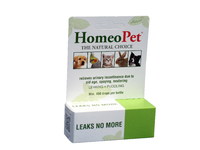 Homeopet Leaks No More 15ml x 1