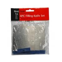 4 Piece Flexi Filling Knife Set (WT441)