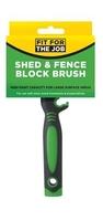 FBBB003 SHED & FENCE BLOCK BRUSH