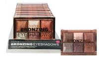 Technic Bronzing Baked Eyeshadows 02 Bronze 6 X 2g