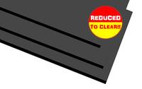 Foamalite Black PVC 19mm