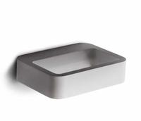 Rectangular Gypsum Wall Ligh 3W LED + DRIVER Warm White   LV1202.0098