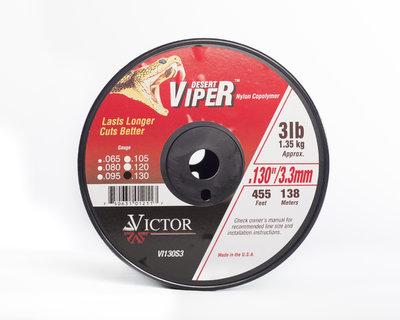 Viper Nylon Line 3lb Spool  X 3.3mm