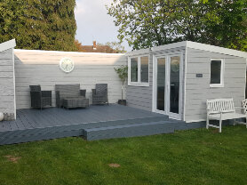 Planning your escape to a garden office