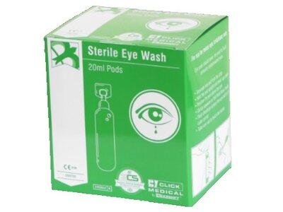 Emergency Sterile Eye Wash 20mL