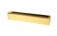 SLIMLINE LETTER/PLATE GOLD 40-80MM