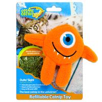 Cosmic Catnip Cyclops Cat Toy x 6