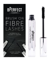BPerfect Brush On Lashes Black, Fibre 1.2G, Gel 7.5G
