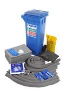 125 l Mobile General Purpose Spill Kit Wheeled Unit