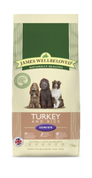 James Wellbeloved Senior Dog - Turkey & Rice 15kg