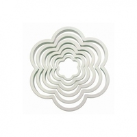 PNF1 FLOWERS CUTTERS SET OF 6