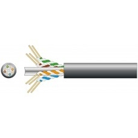 305m Outdoor CAT6 Bare Copper Cable