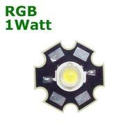 TKL-HP1RGB | POWER LED 1 WATT RGB  - WITH DISSIPATOR