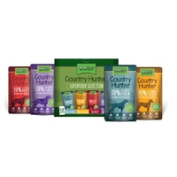 Natures Menu Country Hunter Adult Dog Pouch - Mixed Multipack 150g x 12