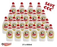 Fairy Lemon 21x450ml spec