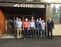 Our Sales Directors and some key customers made a factory visit to our supplier of Enclosed Isolators Katko in Finland recently. Click here to read about some exciting new products Katko have planned for launch in the Irish market in the coming weeks.
