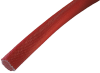 Heat Resistant Sleeving - Red - Bore 4.0mm