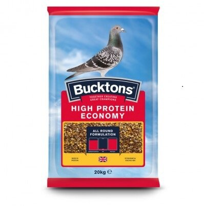 Bucktons High Protein Economy Pigeon Feed 20kg