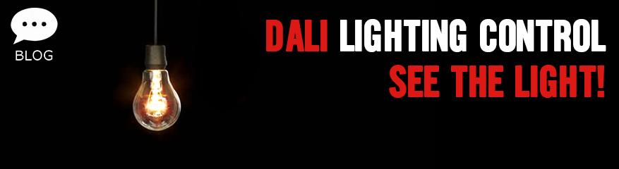 DALI Lighting Control - See the Light!