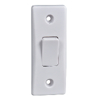 Schneider Ultimate 1Gang 2Way Architrave Switch IP20