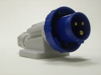 APPLIANCE INLET 16A 220V IP67