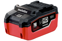 Metabo Battery 5.5Ah Li-HD (Single)